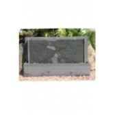 fontaine hades en pierre granit de coloris gris climadream