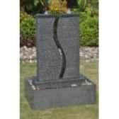 fontaine ares en pierre granit de coloris gris climadream