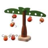 singes equilibrant en bois plan toys 5349