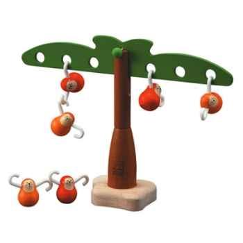 Singes équilibrant en bois - Plan Toys 5349