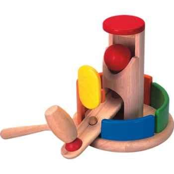 Tour à marteler en bois - Plan Toys 5303