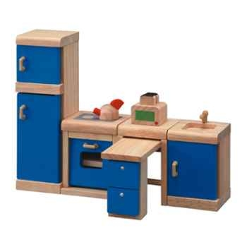 Meuble cuisine en bois - Plan Toys 7310