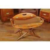 table basse majordome phileas club phil001