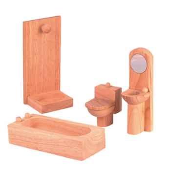Salle de bains en bois - Plan Toys 9014