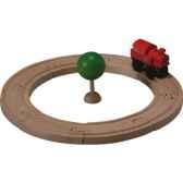 circuit rairoute starter en bois plan toys 6205