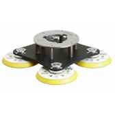 plateau 4 disques complet pour quadro bona fr20082