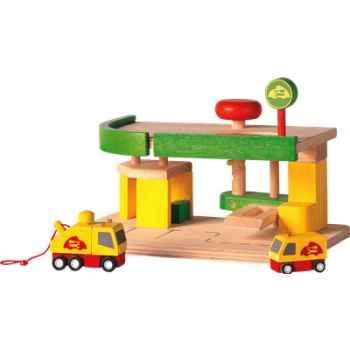 Atelier de réparation en bois - Plan Toys 6009