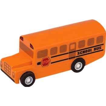 Bus scolaire en bois - Plan Toys 6049
