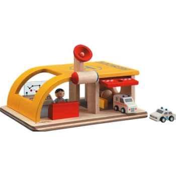 Centre de secours en bois - Plan Toys 6082