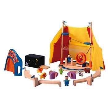 Le cirque en bois - Plan Toys 6110