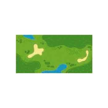 Tapis de jeu carré -Plan Toys 6224