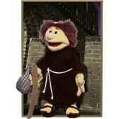 marionnette le moine living puppets cm w060