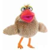 marionnette moineau petronella living puppets cm w257