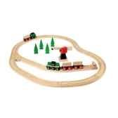 circuit tradition deluxe en bois brio 33098