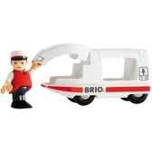 locomotive voyageur avec conducteur brio 33508
