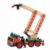camion de pompier brio 34566