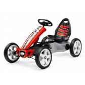kart a pedales berg rally noir rouge berg toys 244054
