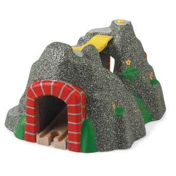 Tunnel d'aventures bois - Brio 33481000