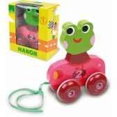 manon la grenouille a trainer de melusine vilac 4618