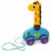 leonie la girafe a trainer de melusine vilac 4619