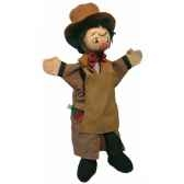 marionnette a main gnafron au sycomore ma35019