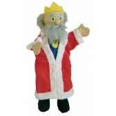 marionnette a main roi au sycomore ma35021