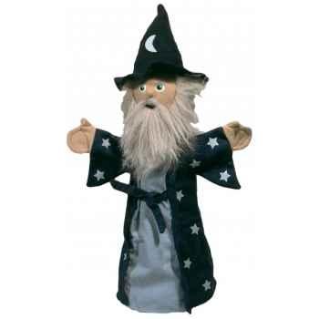 Marionnette à main magicien Au Sycomore -MA35022