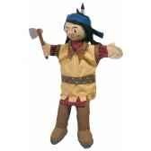 marionnette a main indien au sycomore ma35030