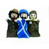 coffret marionnette trio marionnettes guignoau sycomore mast302