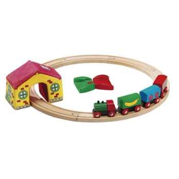 Circuit train bois - Brio 33700000