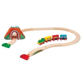 Circuit train bois à pile - Brio 33701000