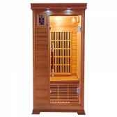 sauna infra rouge luxe 1 place poolstar sn luxe 1