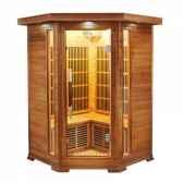 sauna infra rouge luxe 2 3 places poolstar sn luxe 2c