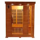 sauna infra rouge luxe 3 places poolstar sn luxe 3