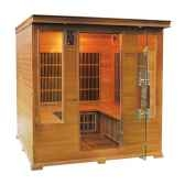 sauna infra rouge luxe club 4 5 places poolstar sn luxe 4s
