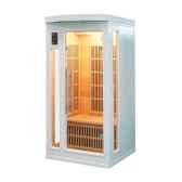sauna infra rouge soleiblanc 1 place poolstar sn soleilb1