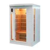 sauna infra rouge soleiblanc 2 places poolstar sn soleilb2