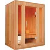 sauna vapeur zen 3 places poolstar sn zen 3