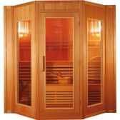 sauna vapeur zen 5 places poolstar sn zen 5