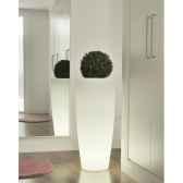 pot bambu light 12 blanc new garden newgarden64