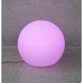 sphere light cable diametre 60 blanc new garden newgarden78