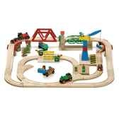 coffret gare de triage brio 33076000