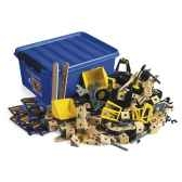 boite de construction bois 484 pieces brio 34583000