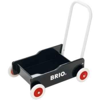 Chariot de marche bois laqué - Brio 31351000