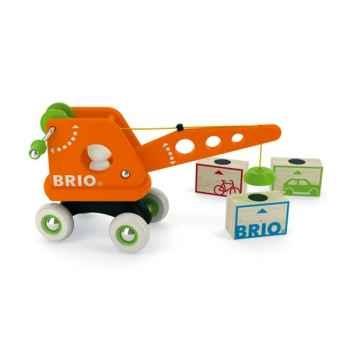 Grue en bois - Brio 30196000