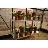 table reversible chalet jardin