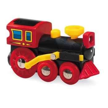 Locomotive vapeur bois - Brio 33537000