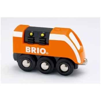 Locomotive dynamo bois - Brio 33246000