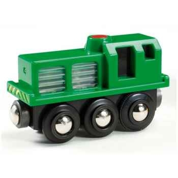 Locomotive diesel son et lumiere - Brio 33241000