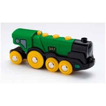 Locomotive bois verte multifonctions - Brio 33239000